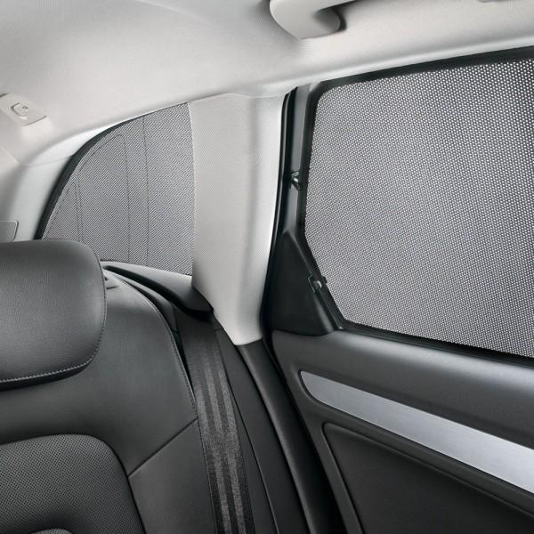 Original Audi A3 (8V) Sportback Sonnenschutzsystem 2-teilig Sonnenrollo Schutz Türen hinten