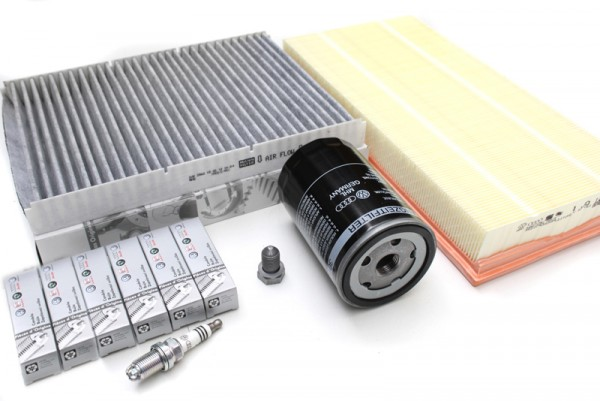 AUDI Inspektionspaket V6 Benzinmotor BDV ASN