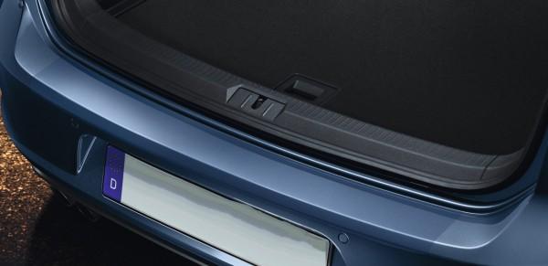 Ladekantenschutz Golf 7 Limousine Stoßfänger Schutzfolie Original VW Zubehör