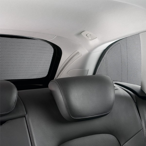 Original Audi A3 (8V) Sportback Sonnenschutzsystem 3-teilig Sonnenrollo Schutz hinten