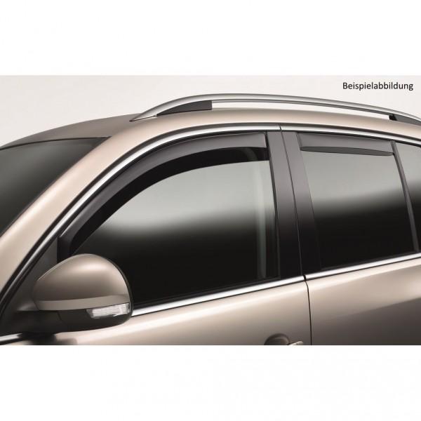 Windabweiser Türen hinten Original VW Tiguan 5N Acrylglas getönt steckbar