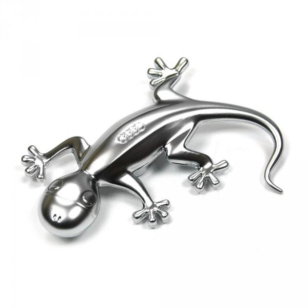 Original Audi Designgecko Aluminiumoptik Design Interieur Gecko