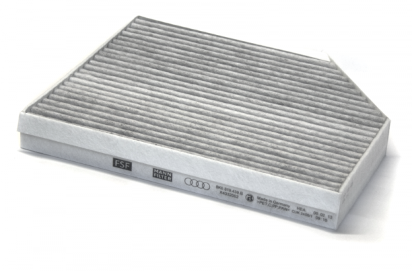 Pollen-/Innenraumfilter Original Audi A4 A5 Q5 Filter