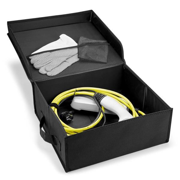 Original VW Faltbox für E-Ladekabel Falttasche Tasche schwarz 000054410A