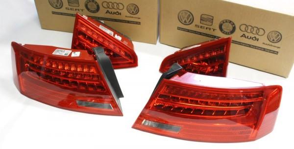 LED Rückleuchten Facelift, Audi A5 Coupe Original Teile