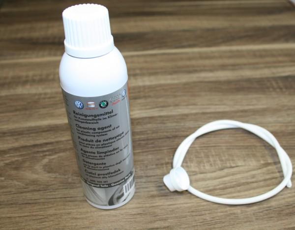 Reinigungsmittel für Klimaanlage Original VW 150 ML Reiniger Spülung
