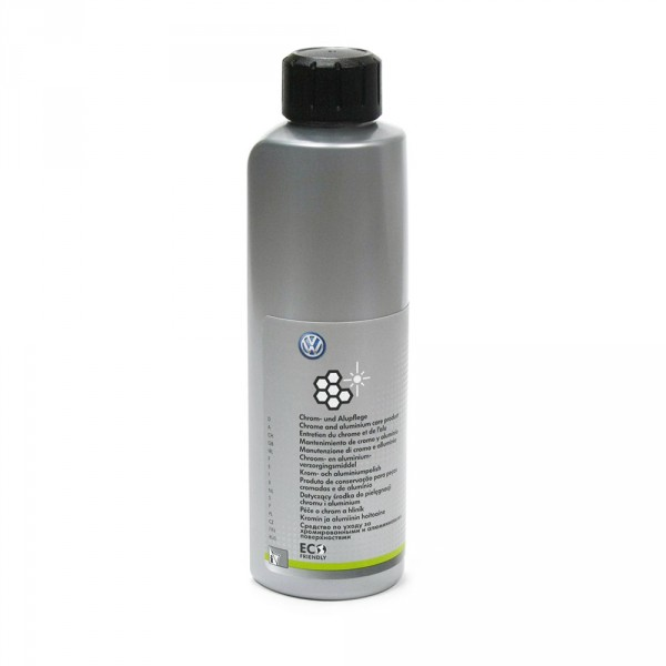 Original VW Chrom- und Alu-Pflegemittel Reinigung Pflege 250 ml