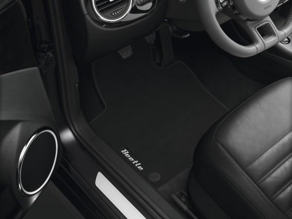 2011 2teilig Gummifußmatten für VW BEETLE