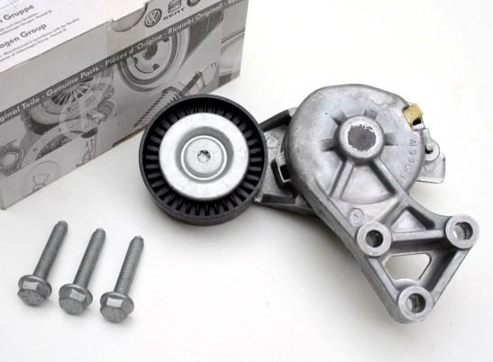 Audi A3 1.9 TDI Spannelement Keilrippenriemen