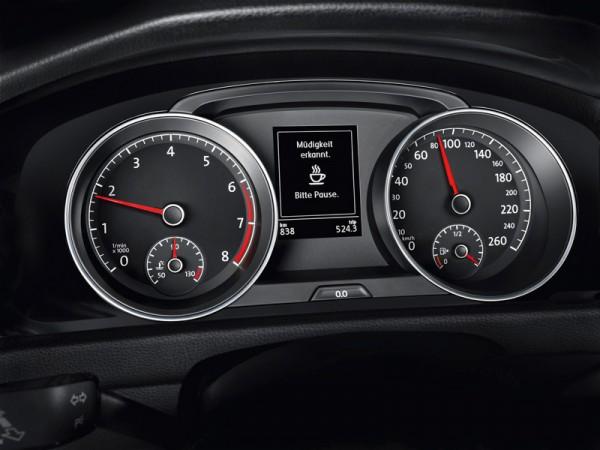 Müdigkeitserkennung Original VW Golf 7 Tiguan Touran Sportsvan Software Freischaltung