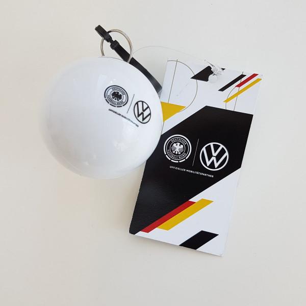 Original VW Regencape Poncho Fußball DFB Fanartikel wedrivefootball Schlüsselanhänger