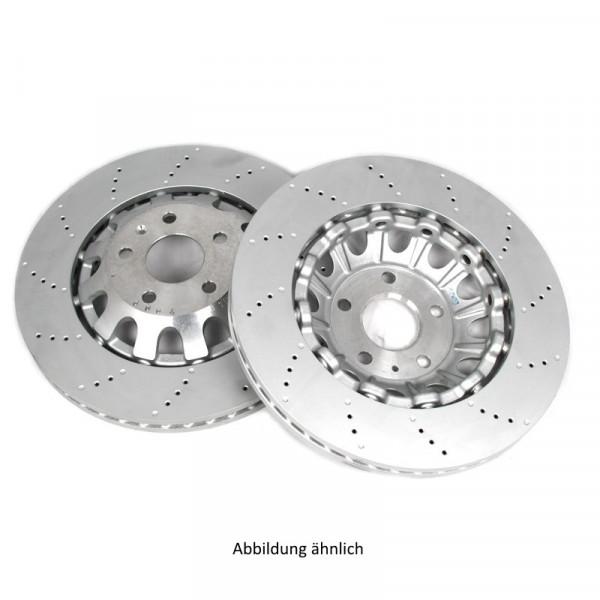 Original Audi RS Bremsscheiben Hinterachse Scheibenbremsen Bremsen 8W0615601G