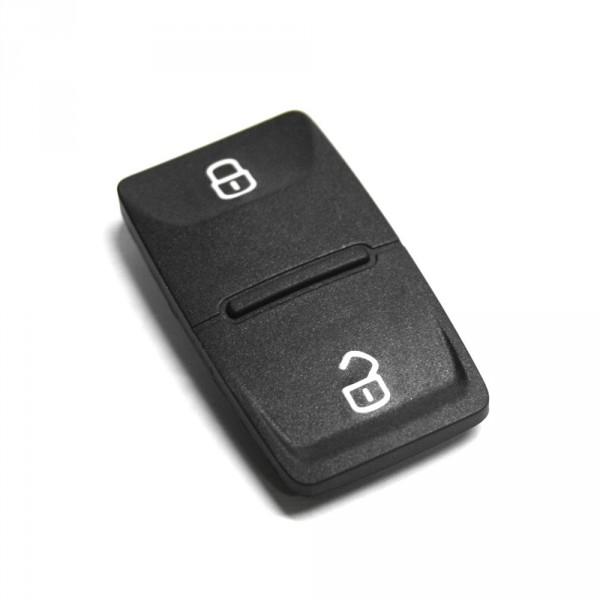 Original VW Tastenabdeckung Schlüssel Zündschlüssel Symboleinsatz 2 Tasten