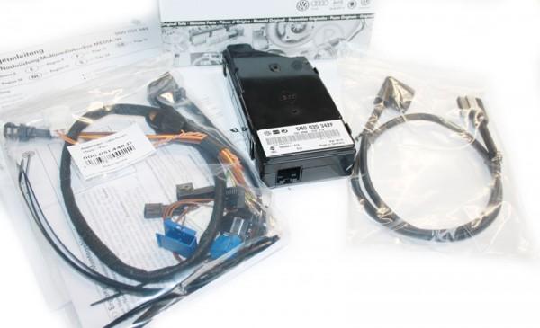Multimediabuchse VW Original Media-IN interface USB, MP3 & iPod