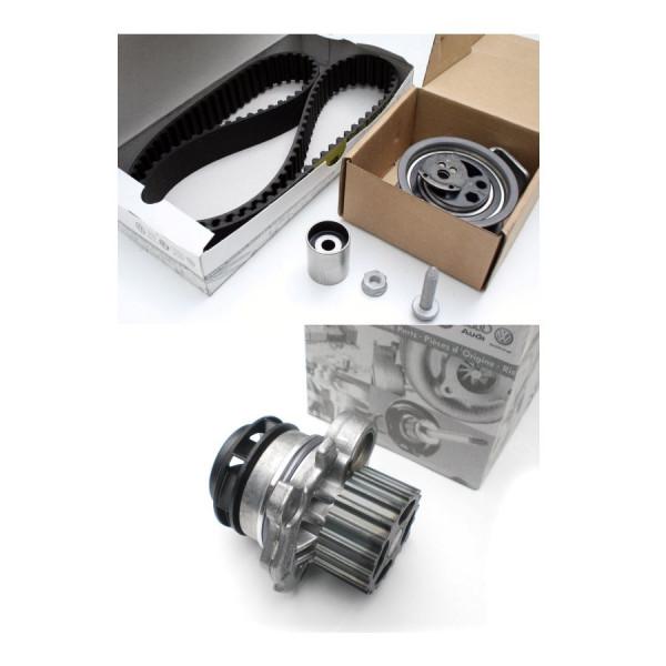 Original Zahnriemensatz VW Lupo 3L TDI (1.2L TDI 61 PS) Audi A2 Zahnriemenwechsel Wasserpumpe