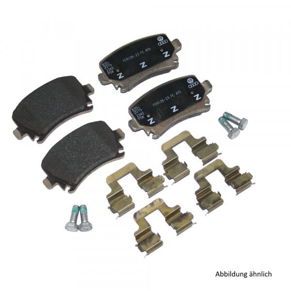 Original Audi Bremsbeläge Hinterachse Bremsen hinten Beläge 4N0698451D