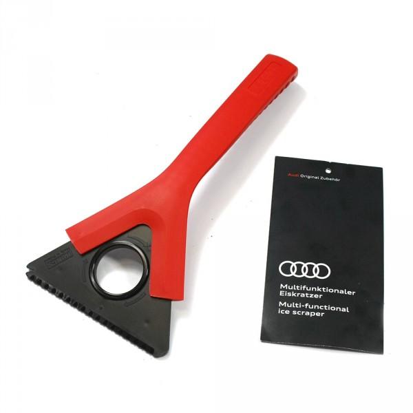 Original Audi Eiskratzer multifunktional Winter Kratzer Pflege Reinigung