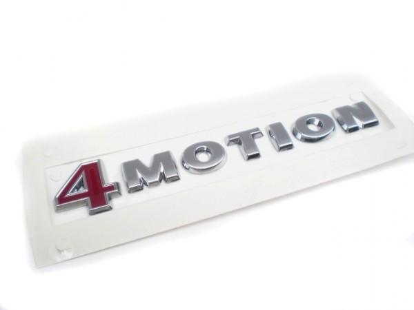 4motion Schriftzug Aufkleber Zb Passat Touran Golf