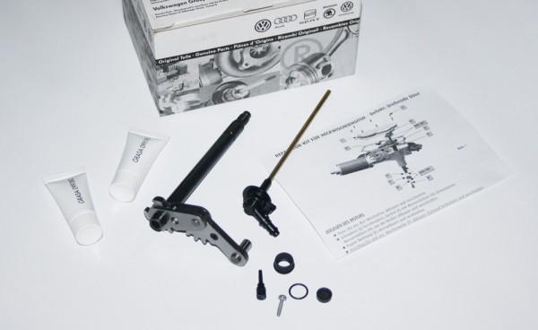Reparatursatz für Heckwischermotor Original VW Polo 6Q6998711A