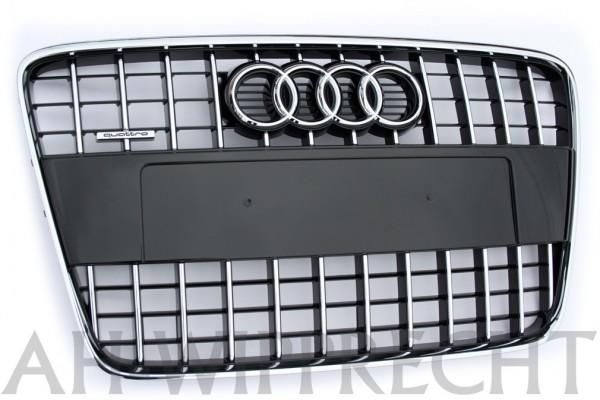 Original Audi Q7 4L Tuning Kühlergrill Klavierlack