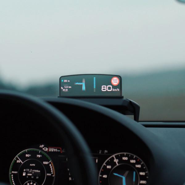 Original Audi Head-up Display Nachrüstung Installationspaket 8X0063761