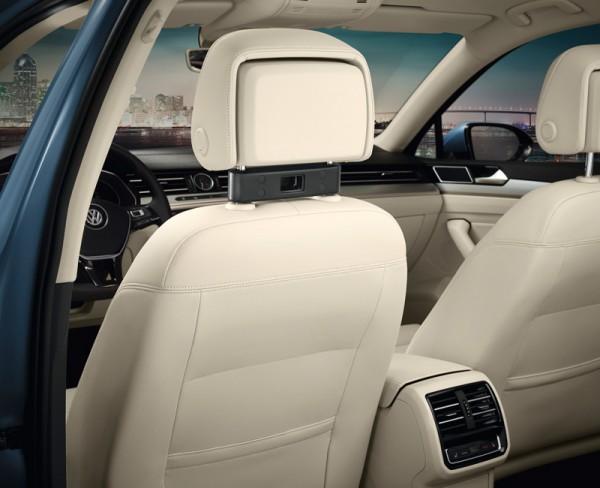 mehr Kleiderbügel Original SEAT Auto Basis Modul Kopfstützen Halter für iPad