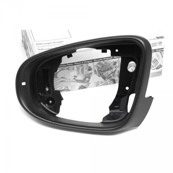 Original VW Blende links innen Spiegelrahmen Außenspiegel satinschwarz