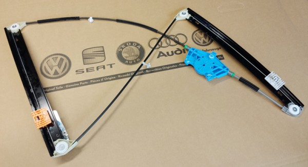 Fensterheber AUDI A4 S4 RS4 8E B6 B7 für Türen vorn, Original Audi ohne Motor