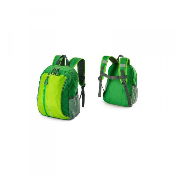 Original Skoda Kinderrucksack grün Accessoires Rucksack Backpack Lifestyle