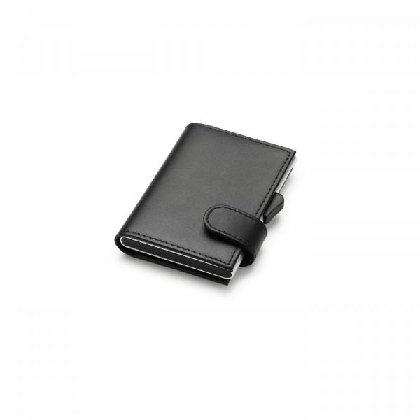 Original VW GTI Kartenetui Geldkarte Mappe Kreditkarte Case Etui Leder 5HV087403