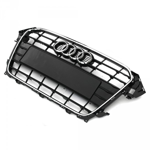 original audi a4 (b8 8k) s-line kühlergrill facelift exterieur grill