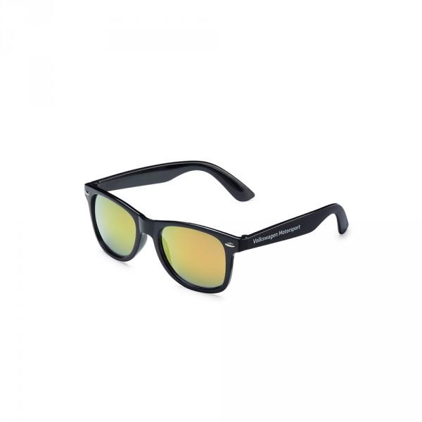 Original Volkswagen Motorsport Sonnenbrille verspiegelt Brille schwarz Accessoires