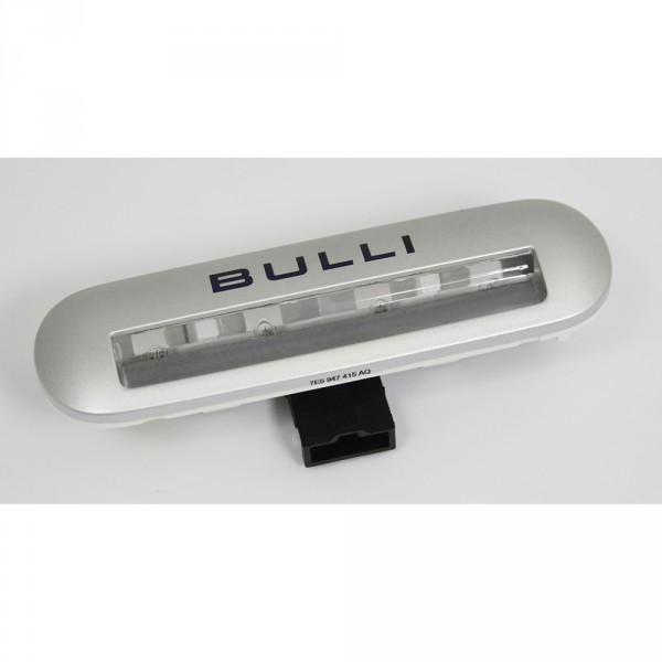 Einstiegsleuchte Bulli Original VW T5 T6 Transporter Einstieg Beleuchtung silber-metallic