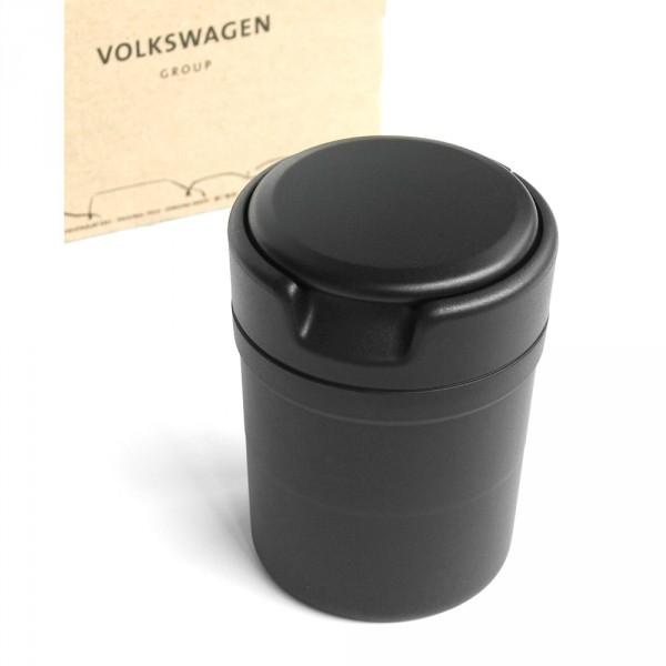 Original VW Polo 6 (2G) Ascher vorn Mittelkonsole Aschenbecher mit Deckel