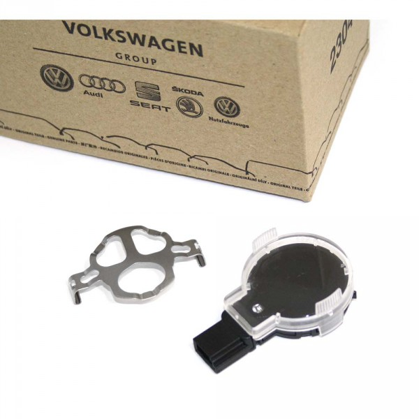 Sensor Regenerkennung Lichterkennung Original Audi Regensensor Lichtsensor vorn