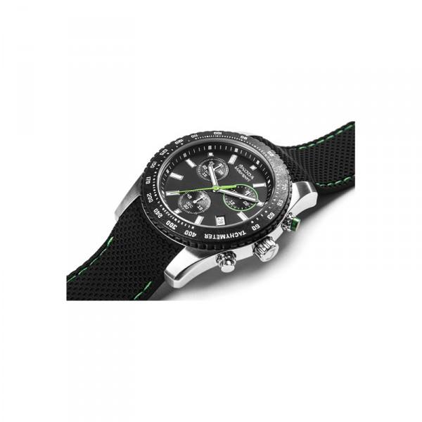 Original Skoda Chronograph Motorsport Edelstahl Uhr Armbanduhr Lifestyle 000050800R