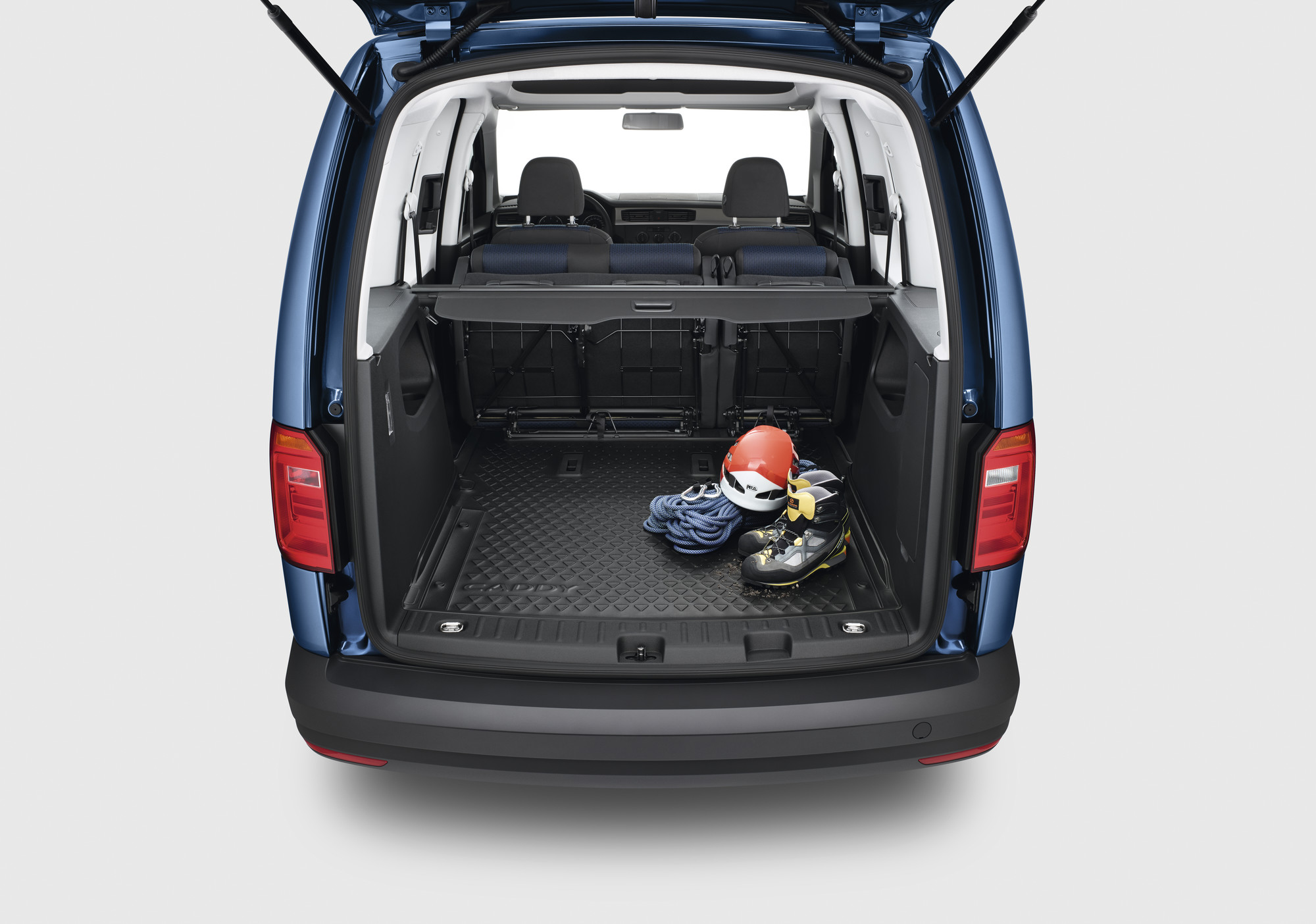gep ckraumschale original vw caddy 5 7 sitzer kofferraum. Black Bedroom Furniture Sets. Home Design Ideas