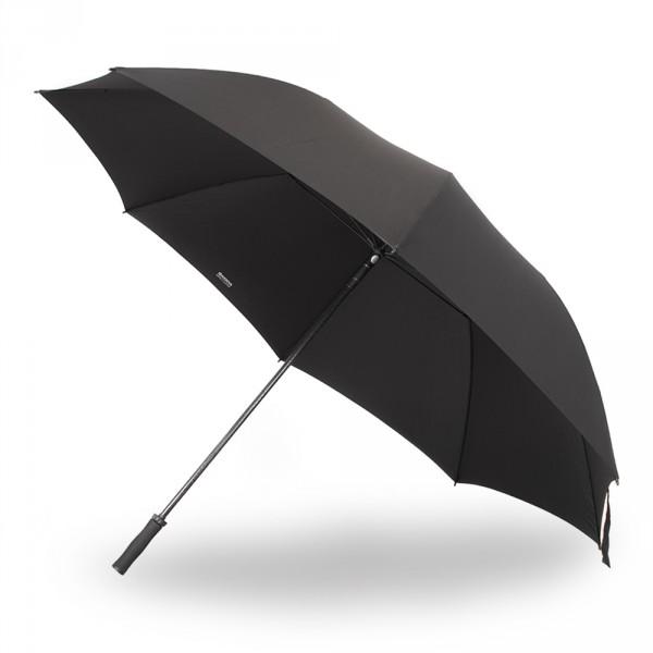 Original Skoda Regenschirm Gästeschirm 3XL Schirm Umbrella Fiberglasstock