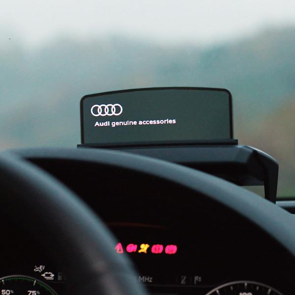 Original Audi Head-up Display Nachrüstung Basispaket OLED-Screen 8V0051604