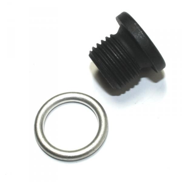 Ölablassschraube Verschlussschraube Ölwanne Dichtung Dichtring N0160276