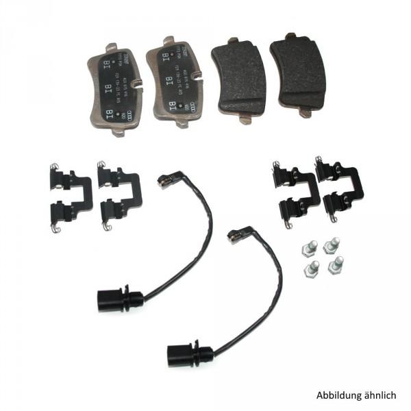 Bremsbeläge Original Audi A8 Security Fahrzeug Bremsen hinten Beläge 4H6698451A
