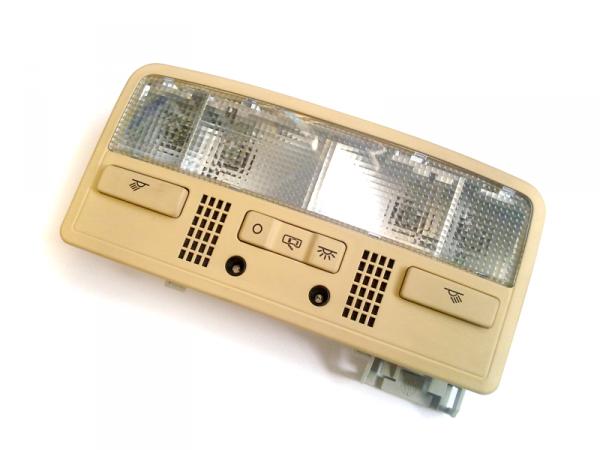 W8 LED Innenleuchte Leseleuchte (Golf 4 Bora Passat) Sonnenbeige
