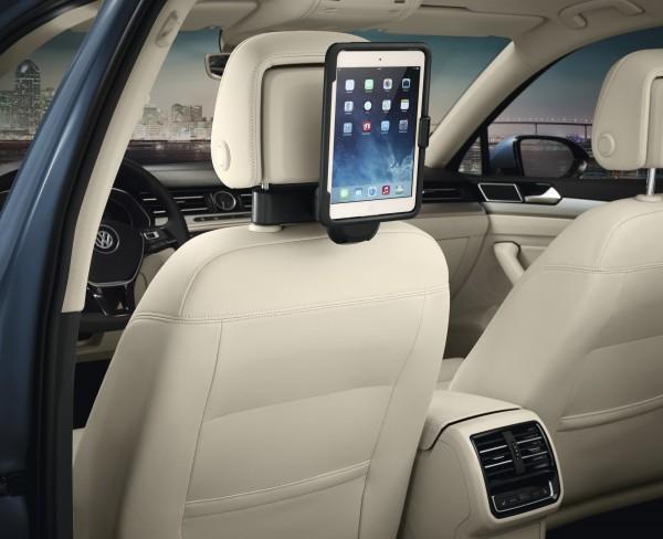Halter für Apple iPad mini VW Original Reise & Komfort System 000061125B
