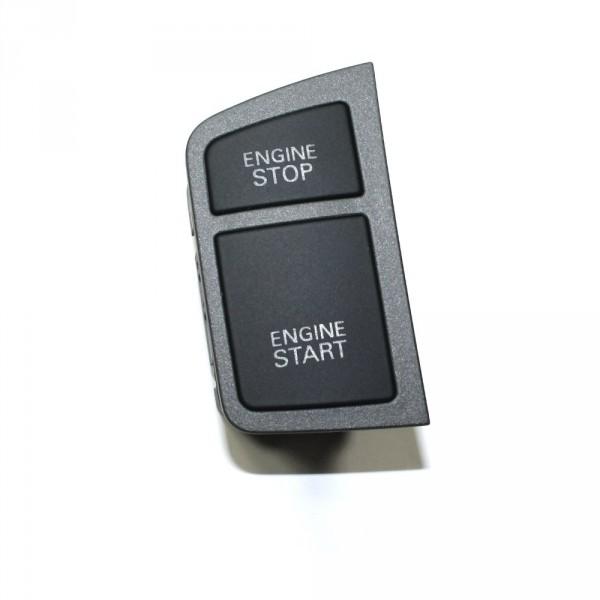 Audi A6 (C6 4F) Start Stop Schalter Engine schwarz Original Schalter Keyless