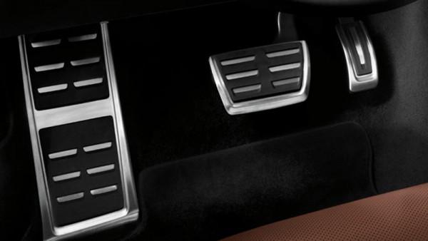 Pedalkappen Original Audi TT A3 Q2 Automatik Tuning Kappen 8V1064205A S-Tronic
