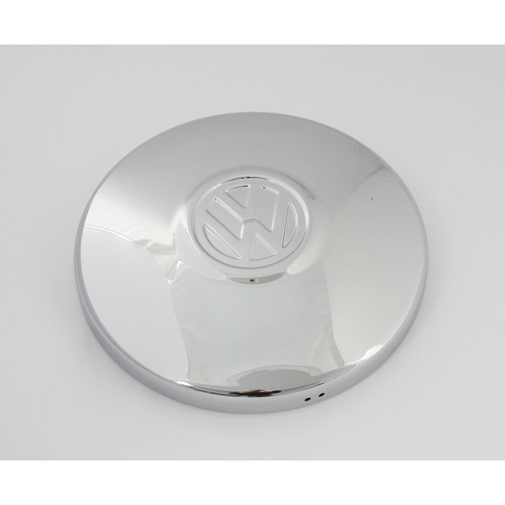 """Original VW Lifestyle Flaschenöffner Silber mit VW Logo /""""Push/""""-Funktion"""