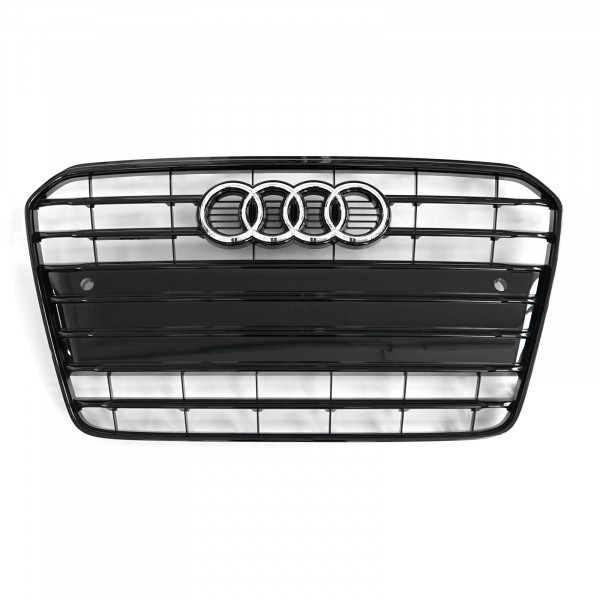 Original Audi A5 (B8 8T) Facelift US Kühlergrill Tuning Grill schwarz glänzend