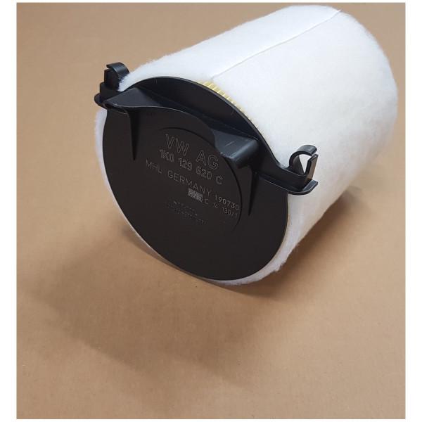 Luftfilter Original VW Motorluftfilter Luftfiltereinsatz Filtereinsatz Filter 1K0129620C