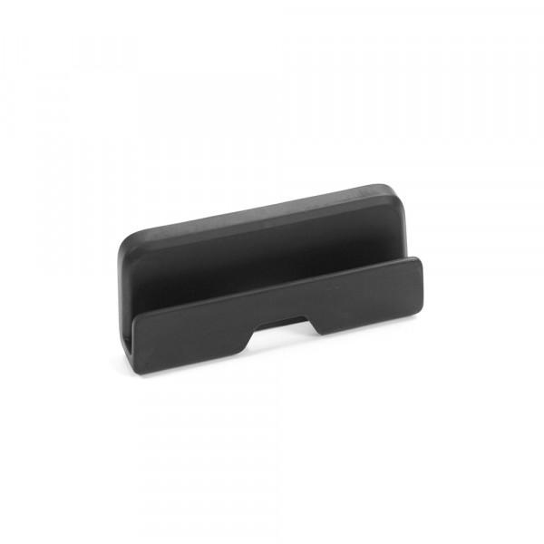 Original VW Seat Halter iPod MP3 Player Halterung Aufnahme Handschuhfach Einsatz schwarz