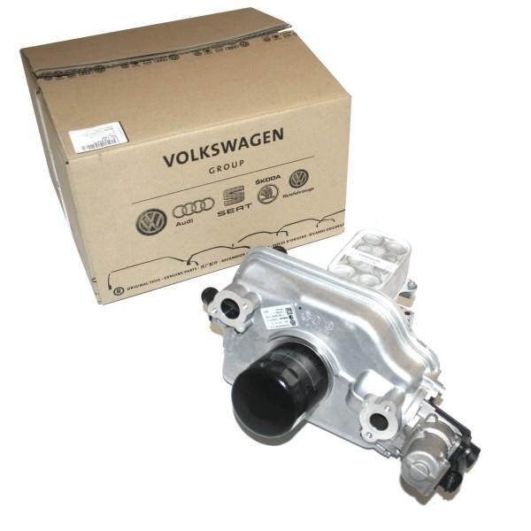 Kühler Abgasrückführung Abgaskühler Original VW Abgasreinigung AGR Ventil 03L115512D